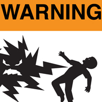 Warning Labels & Signage – A Safe Bet!