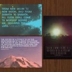 Mission Postcard Design