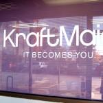 Kraftmaid Window Cling