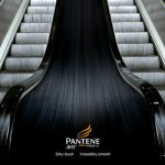 Pantene Floor Graphic